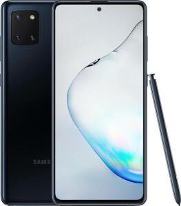 (APP Casas Bahia) Smartphone Samsung Galaxy Note 10 Lite Preto 128GB, 6GB RAM | R$1799