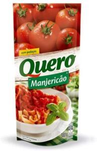 Molho de Tomate Quero Manjericão 340g | R$ 1,79