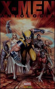 X-men: Antologia: Capa Dura | R$ 87