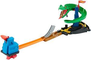 [PRIME] Pista Ataque de Cobra, Hot Wheels, Mattel | R$ 130