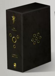 (app) Livro - box trilogia Senhor dos Anéis | R$ 90