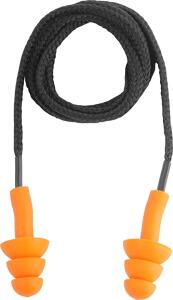 [PRIME] Protetor Auditivo - Tipo plug, de silicone - Vonder | R$ 2,48