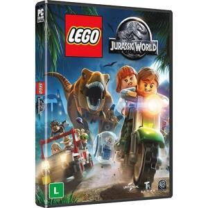 Game Lego Jurassic World - PC - R$14