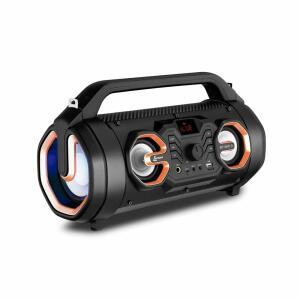 Caixa de Som Bluetooth Lenoxx BT560 Preta - 60W - R$261