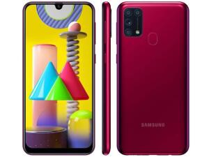 (App e Clube da Lú) Smartphone Samsung Galaxy M31 128GB 4G - 6GB RAM todas as cores - R$1538