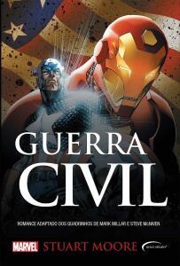 Livro - Guerra Civil | R$ 24