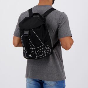 Mochila Adidas Flap Preta | R$ 102