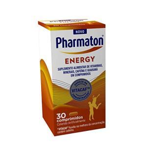 [Prime] Multivitamínico Pharmaton Energy, 30 comprimidos | R$ 30
