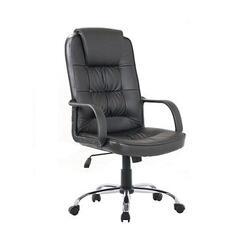 Cadeira Escritório Giratória com Regulagem de altura Royal Office - Facthus | R$445