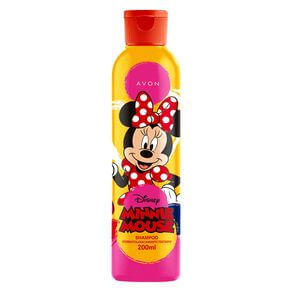 Shampoo Minnie Mouse - 200 ml   R$6