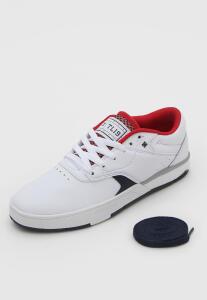 Tênis DC Shoes Tiago S Branco
