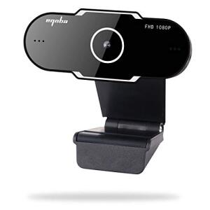Webcam Full HD 1080p USB 2.0 | R$118