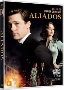 Dvd | Aliados | R$8