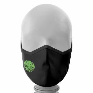 NerdStore - Máscara de Tecido ID Cthulhu R$22