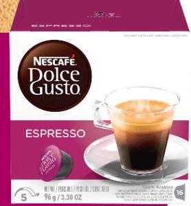 Capsulas Espresso | Nescafé Dolce Gusto