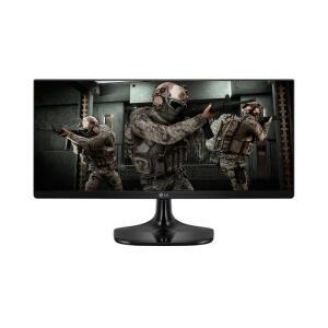 Monitor LG 25 ultrawide 75hz 1ms - R$902