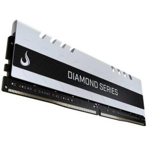 Memória Rise Mode Diamond, 16GB, 3000MHz, DDR4, CL15, Branco - RM-D4-16G-3000DW - R$480