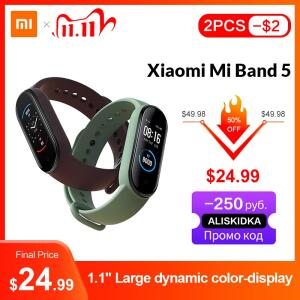 [11/11] Mi Smart Band 5 - R$141