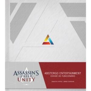 Livro | Assassin's Creed Unity - Abstergo Entertainment - Dossiê do Funcionário | R$15