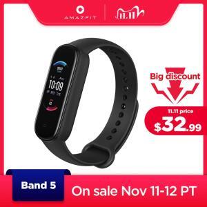 [11/11] Smartband Huami Amazfit Band 5 | R$197