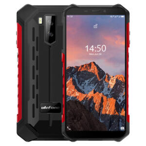 Smartphone Ulefone Armor X5 Pro 4GB+64GB   R$ 618