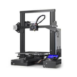 Impressora 3D Creality 3D® Ender-3 Pro DIY 3D Printer Kit   R$1.113