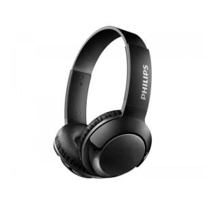 Headphone Bluetooth Philips Bass+ - com Microfone Preto   R$ 123
