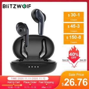 Fone de Ouvido Bluetooth Blitzwolf® BW-FYE5 TWS | R$152