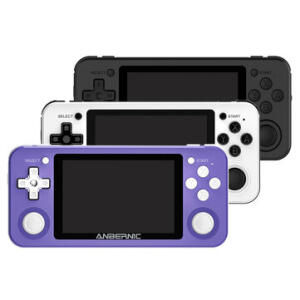 Game Console ANBERNIC RG351P 1GB 64GB | R$ 475