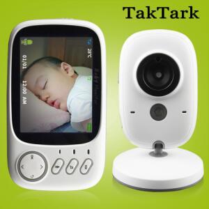 [CC Ameri] TakTark Babá Eletrônica 3.2 Sem Fio com Visão Noturna | R$ 290