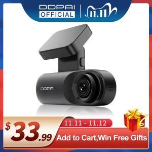 Câmera Dash DDPAI Mola N3 com GPS, para carros | R$185