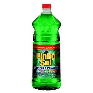 Desinfetante Pinho Sol Limpeza Pesada 1,75 l | R$12