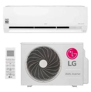 [AME 1.713] Ar Condicionado Split Hw Dual Inverter Voice Lg 9000 Btus Frio 220V Monofasico | R$1.713