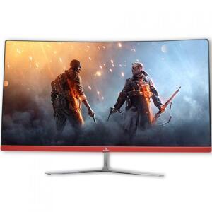 """Monitor Concórdia Gamer Curvo C78 27"""" Led - R$1019"""