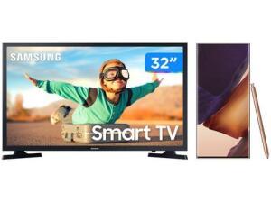 "(APP) Smartphone Samsung Galaxy Note 20 Ultra 256GB - Mystic Bronze 12GB RAM 6,9"" + Smart TV LED 32"""