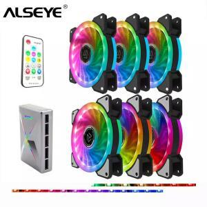 Ventoinha Alseye 3 fans + 2 fita - R$170