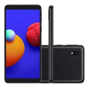 Samsung Galaxy A01 Core Dual Sim 32 Gb Preto 2 Gb Ram | R$ 693