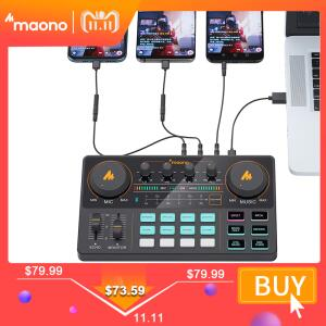 AM200 Mixer é Adequado para 3.5mm Microfone Condensador   R$ 491