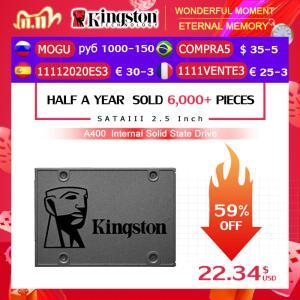 SSD KIngston A400 Sata 120GB | R$126