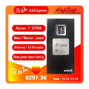 Processador AMD Ryzen 7 3700X | R$1.616