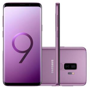 Smartphone Samsung Galaxy S9+ 128GB   R$1.999