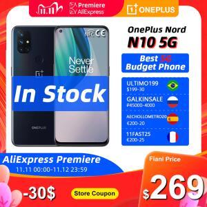 Smartphone Oneplus Nord N10 6GB 128GB - Versão Global | R$ 1509