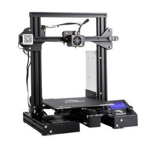 Impressora 3D Creality 3D® Ender-3 Pro DIY 3D Printer Kit | R$1.012