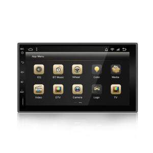 "Central Multimídia Automotivo YUEHOO 7"" Android 9 4GB+32GB 4G/GPS | R$618"