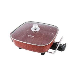 Panela Elétrica Philco Redstone Vermelha PPE06 110V | R$ 200