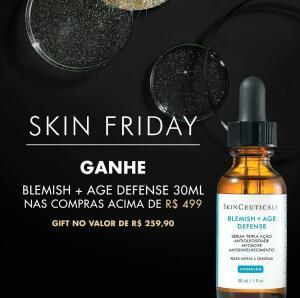 Ganhe um Blemish + Age Defense 30ml comprando R$499