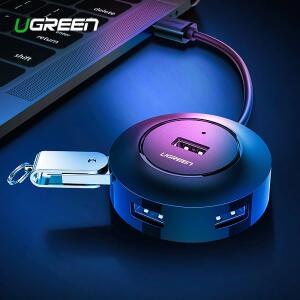 HUB USB Ugreen 2.0 | R$26