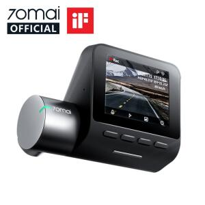 Câmera Automotiva Dash Cam Pro 70mai Wi-Fi Controle de Voz | R$291