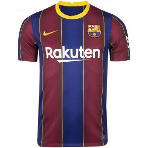 Camisa Barcelona I 20/21 Nike - Masculina | R$ 120 (APP)