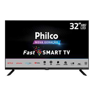 [Prime] Smart TV Philco PTV32G70SBL LED- HD- WIFI integrado   R$ 1029